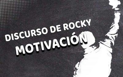 Discurso de Rocky a su hijo