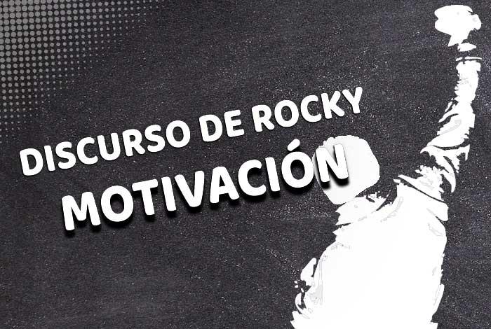 Discurso de Rocky