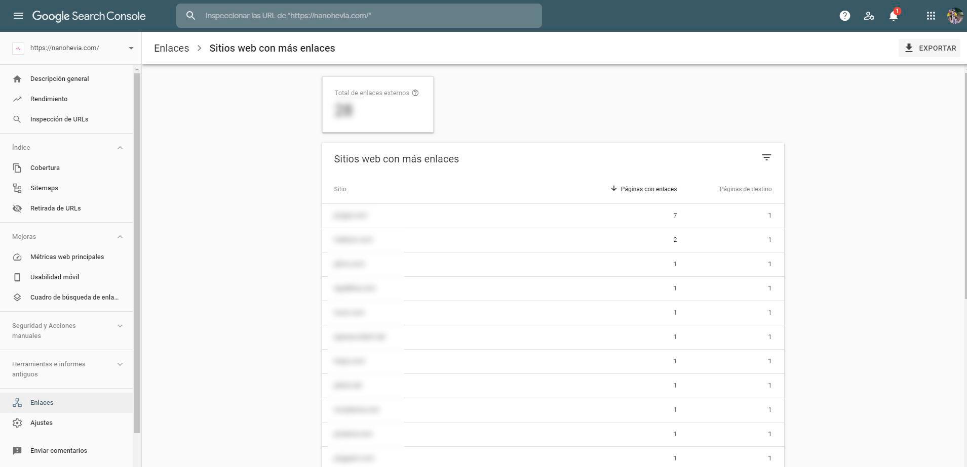 Cómo desautorizar enlaces entrantes o backlinks